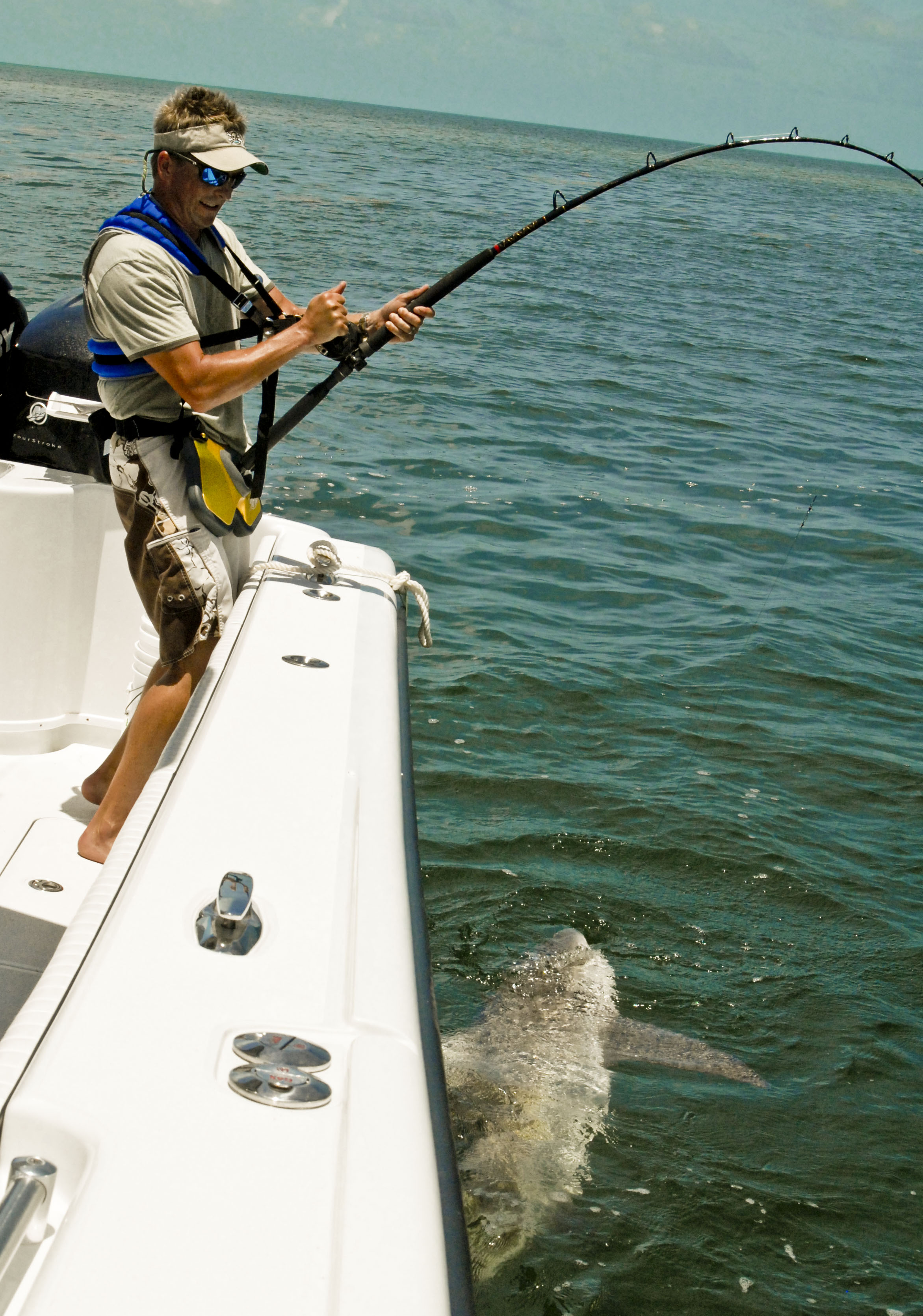 Shark fishing florida keys florida keys fishing report for Shark fishing florida