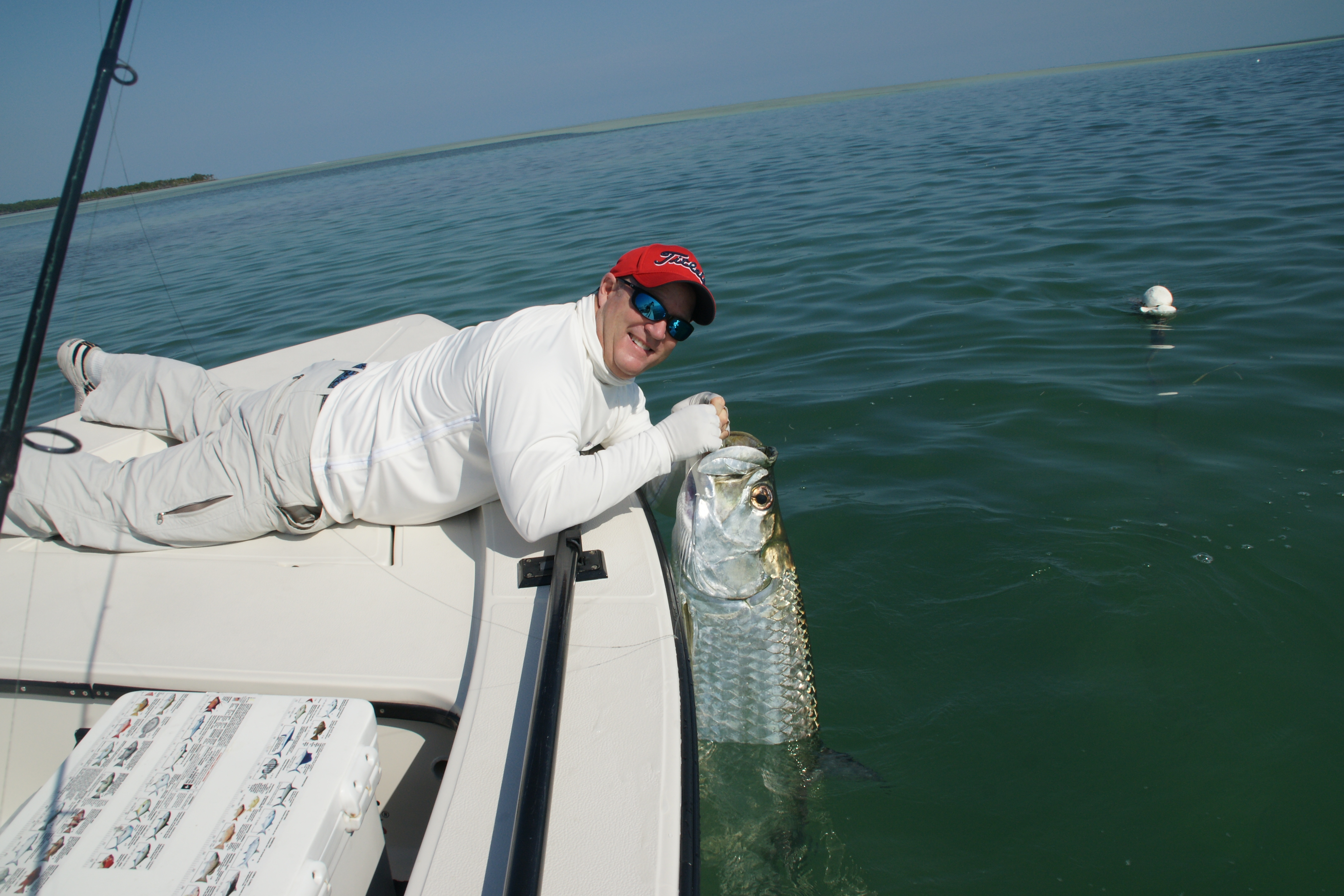 Destination based fishing trips florida keys fishing report for Florida fishing vacations