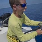 All ages Having Fun Fishing in the Florida Keys
