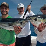 black fin tuna fishing
