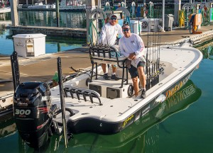 Backcountry Fishing Bay Boat Yellowfin 24