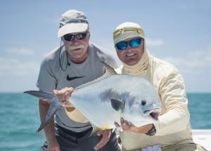 Permit Flats Fishing