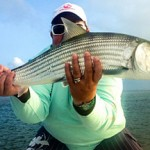 Bonefish, bonefishing