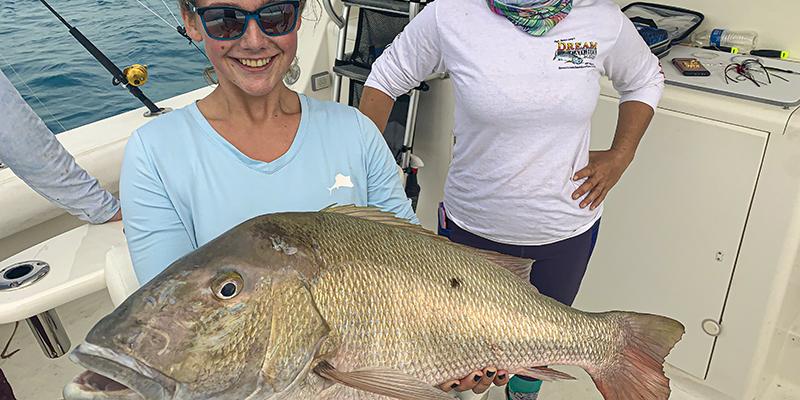 Florida Keys Reef Fishing